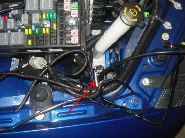hid10?w=665 ford mustang lighting official stangmods blog mustang wire harness tape at virtualis.co