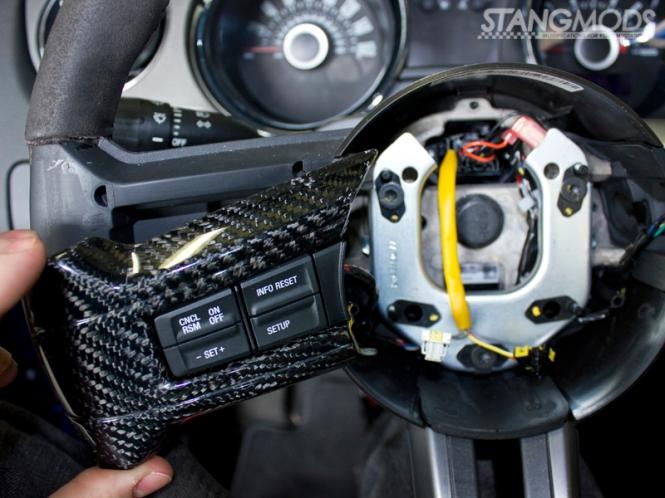 trufiber carbon fiber wheel install